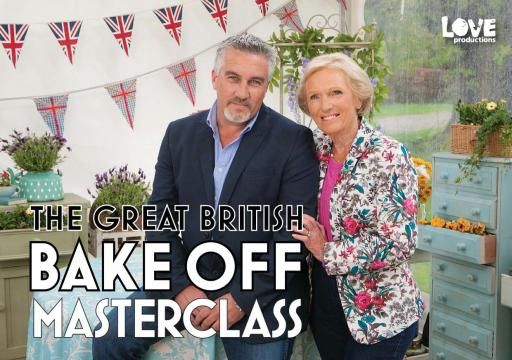 The Great British Bake Off Masterclass | Love Productions